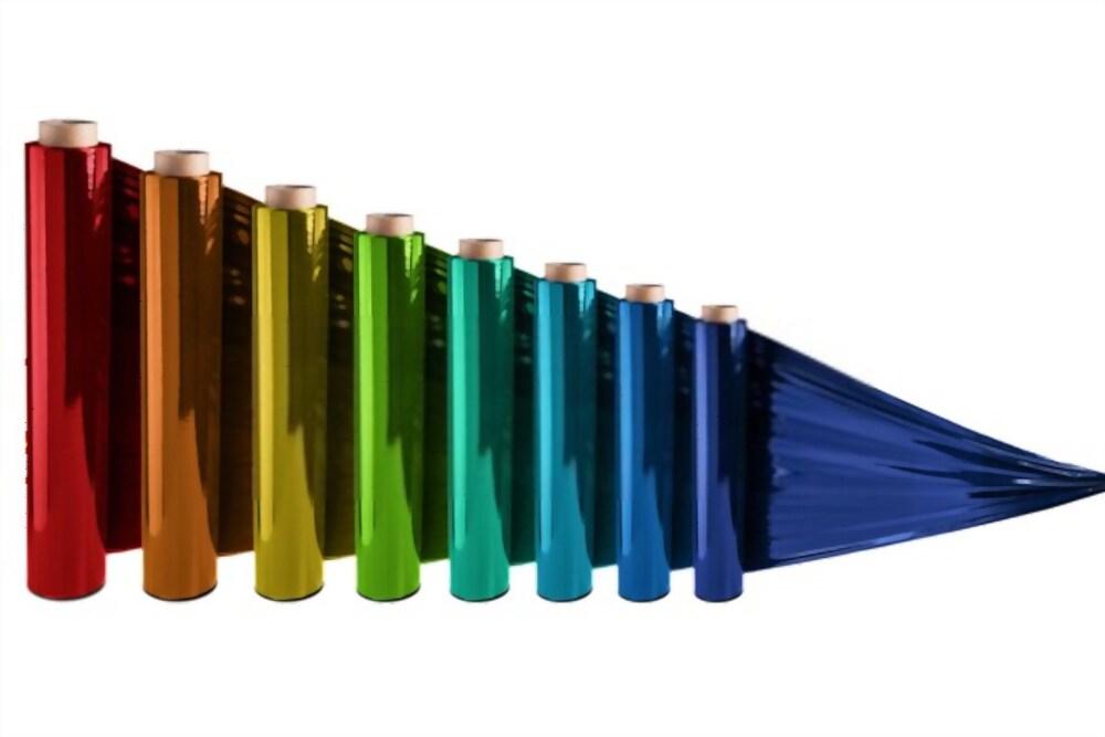 metalize ve renkli filmler